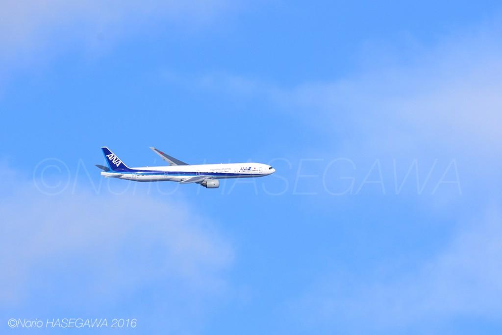 All Nippon Airways / BOEING 777-300 / JA757A