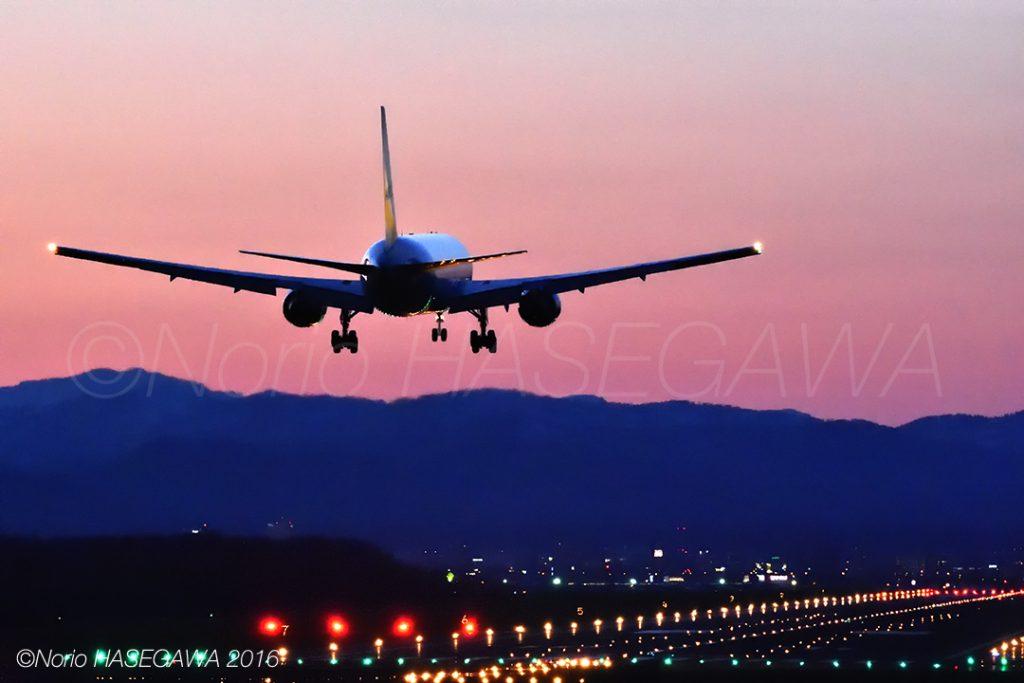 実はボツカット AIR DO /  BOEING 767-300